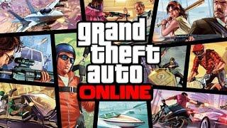 •●Сок, Серафим и GTA Online: Лодка утонула :(●•