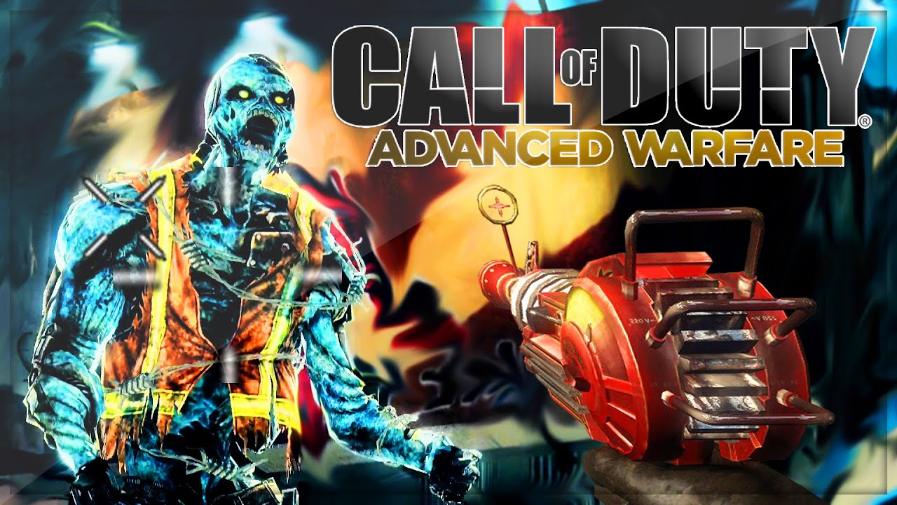 Call Of Duty Advanced Warfare Cod Zombies Multiplayer Images