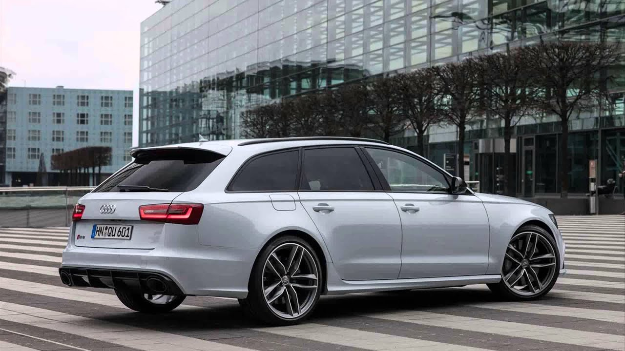 Audi Rs6 Avant 2015 Model Youtube