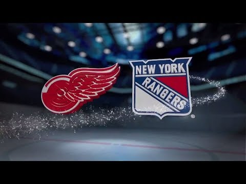 Detroit Red Wings vs New York Rangers - Nov. 24, 2017 | Game Highlights | NHL 2017/18. Обзор матча