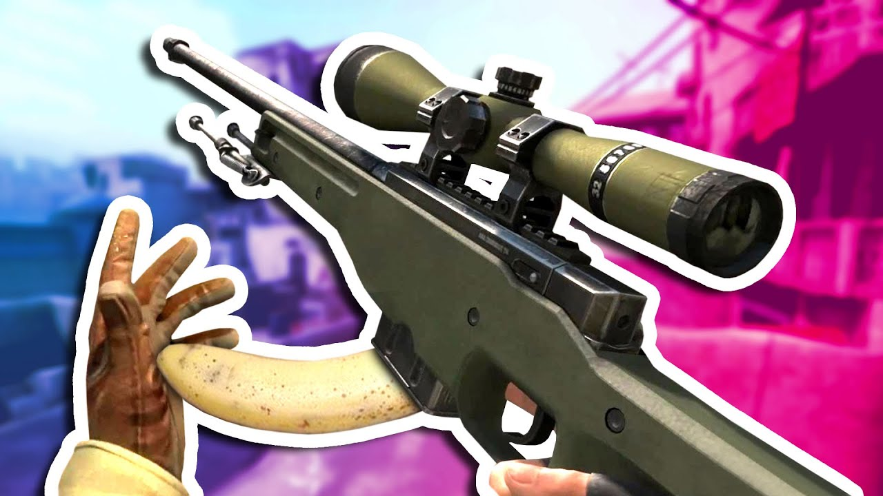CSGO BANANA FLICKS (Counter Strike Global Offensive Funny Moments)