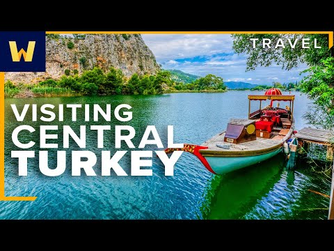 A Tour Of Central Turkey—Ankara, Konya, Cappadocia I The Great Courses