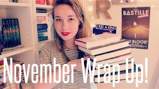 November Wrap Up! Thumbnail