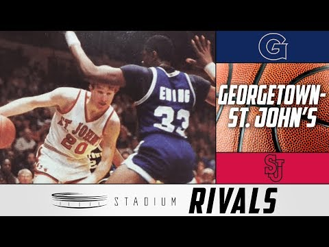 Georgetown-St. John's Rivalry: History Of This Big East Battle | Stadium Rivals