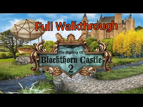Blackthorn Castle 2 FULL Game Walkthrough (By Sintaxity)