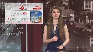 Прогноз погоды в Туле на 5 февраля 2018 года