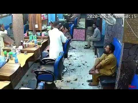 Download CCTV Footage of Snatching in Shop   Karachi   Pakistan
