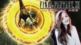 HELL WYRM BOSS FIGHT | Final Fantasy 12 The Zodiac Age Gameplay