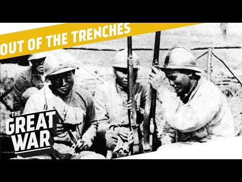 Indochina - Cyprus - Puerto Rico I OUT OF THE TRENCHES