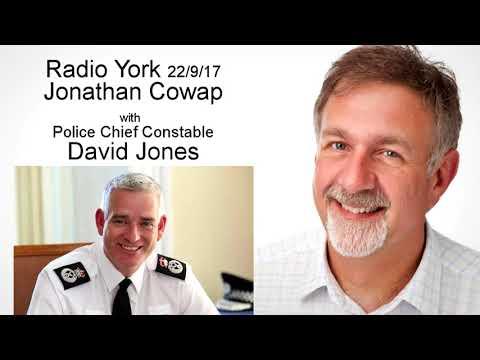 North Yorkshire Chief Constable