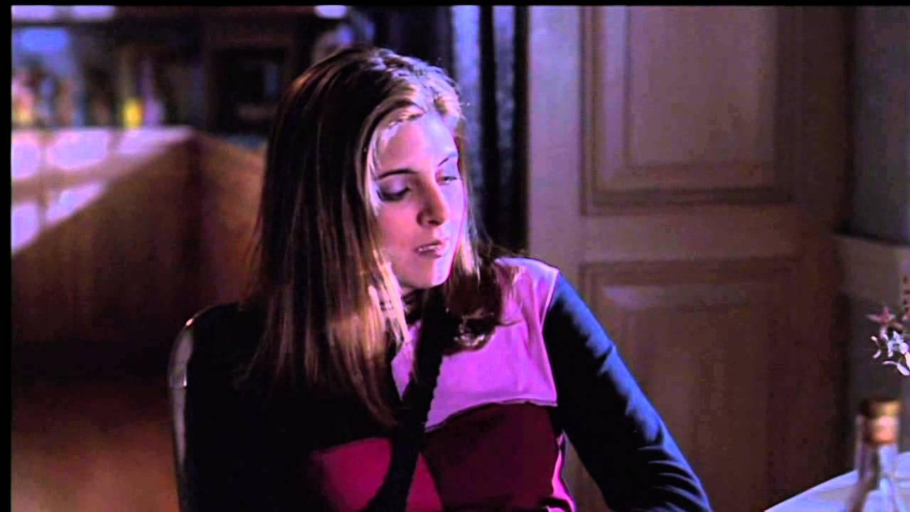The Sopranos - Tony and Meadow Beautiful Scene