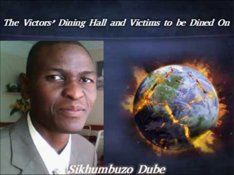 The Victors' Dining Hall or the Victims to Be Dined on - Sikhumbuzo Dube
