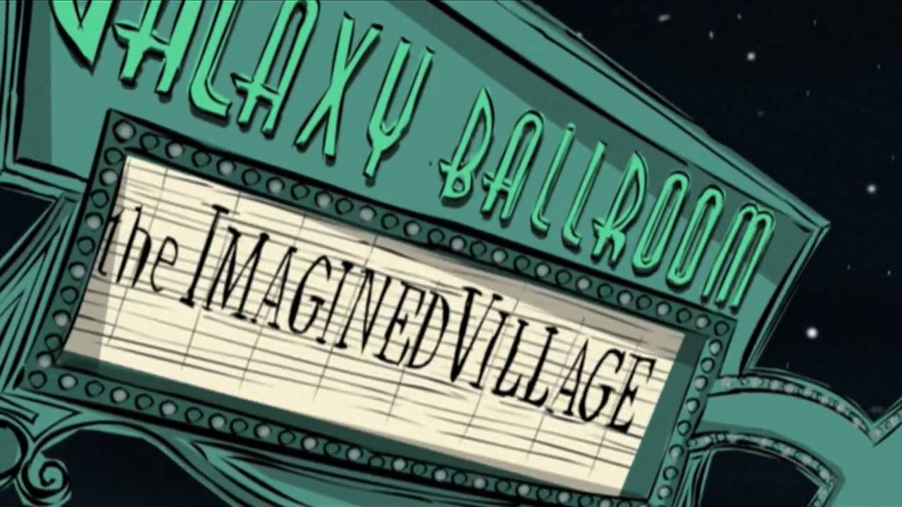 The Imagined Village - Empire & Love - 'Space Girl'