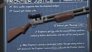Обзор оружия в Team fortres(Самосуд) №1