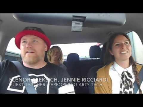 BIS Teachers Carpool Karaoke