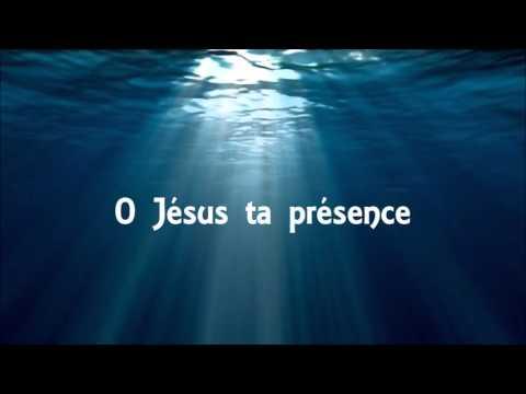 J'ai soif de ta présence - I need thee every hour - JEM2 423