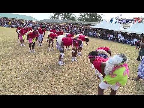 African entertaining Culture in welcoming Prophet Jeremiah( 4 . Ojobo Program 2017)