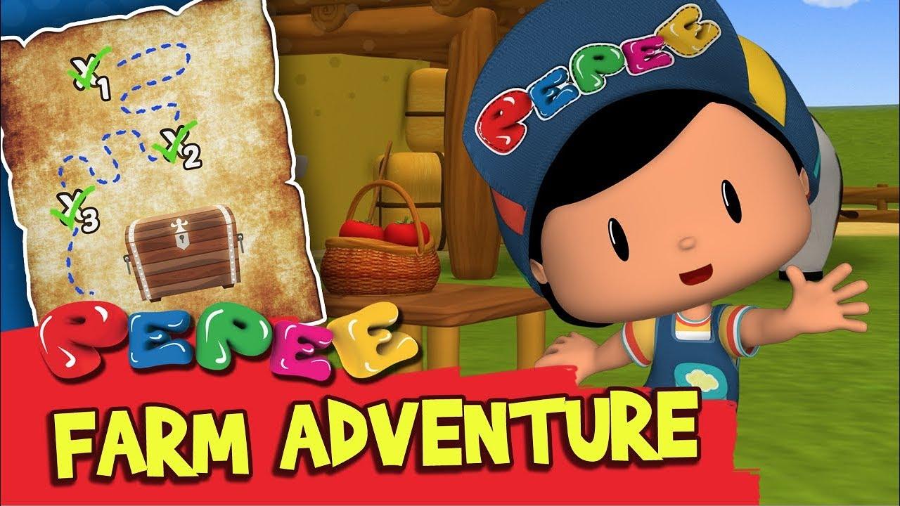 Farm Adventure Game With Pepee! - Dusyeri Animation Studios
