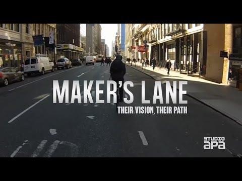 Maker's Lane (Episode 1) - Mott Street Cycles // Cory Ng