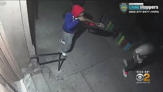 Hamilton Heights Killer Caught On Camera