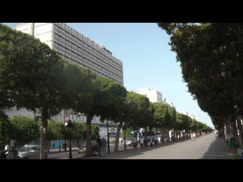 Tunis, capital of Tunisia