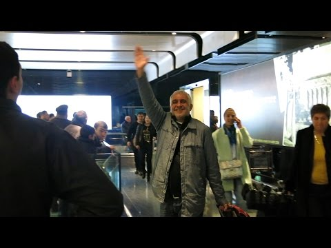 Yerevan, 05.01.17, Th, Video-2, Airport Zvartnots