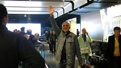 Yerevan, 05.01.17, Th, Video-2, airport Zvartnots