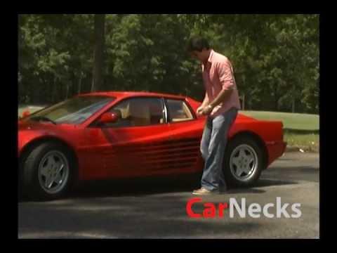 1988 Ferrari Testarossa Classic Cars Review Youtube