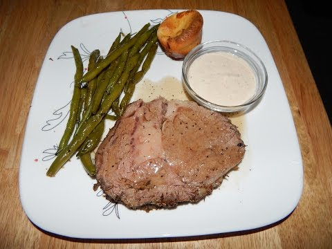 How long to cook prime rib roast beef in the oven