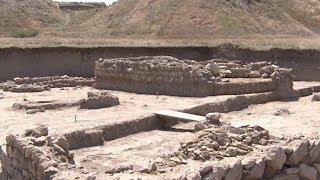 Шаг, равный веку: сезон археологических раскопок завершается в Фанагории