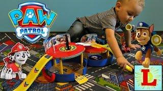 Щенячий Патруль ГОНЩИК и СУПЕР ТРЕК PAW Patrol game Video for Kids PAW Patrol Щенячий Патруль