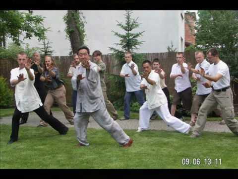 Zapowiedź seminariów stylu Chuojiaofanzi w Polsce - czerwiec 2010