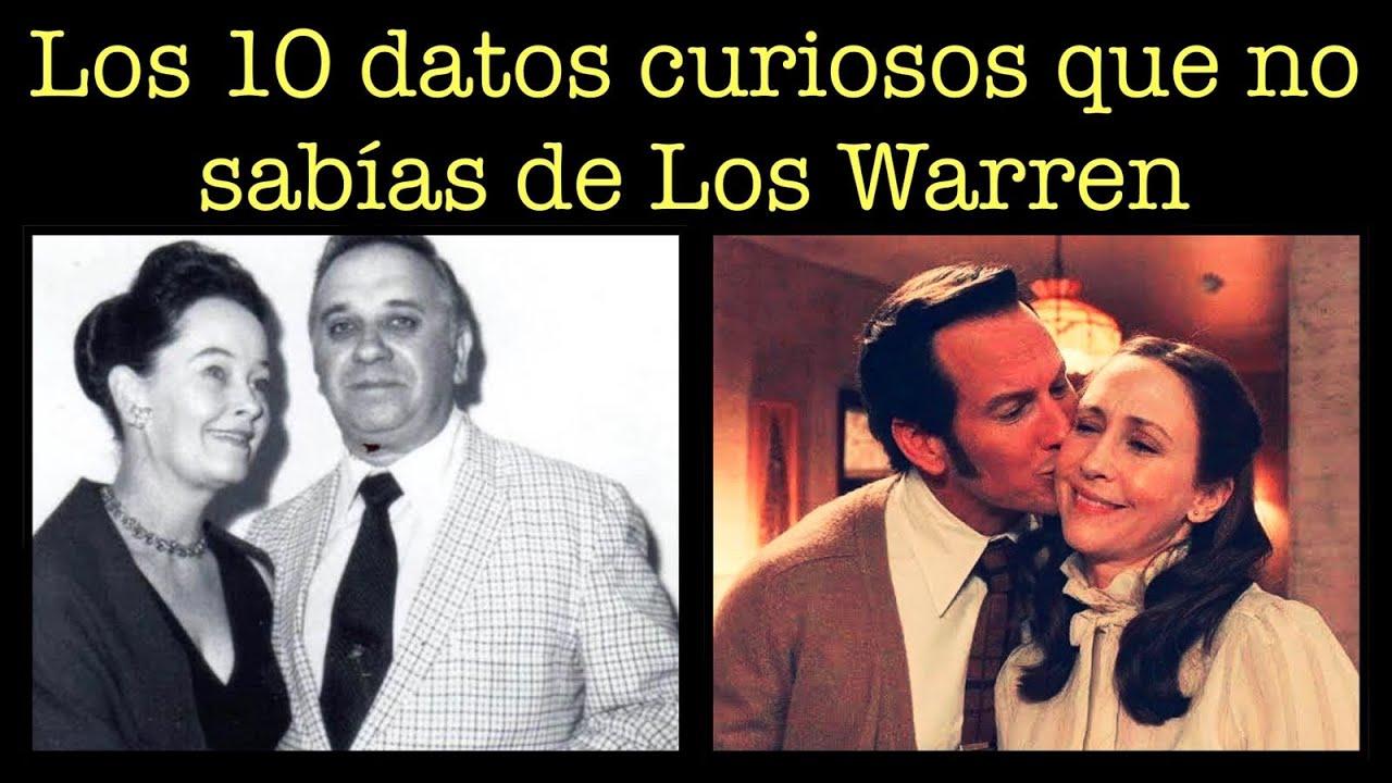 10 DATOS CURIOSOS que no sabías de LOS WARREN