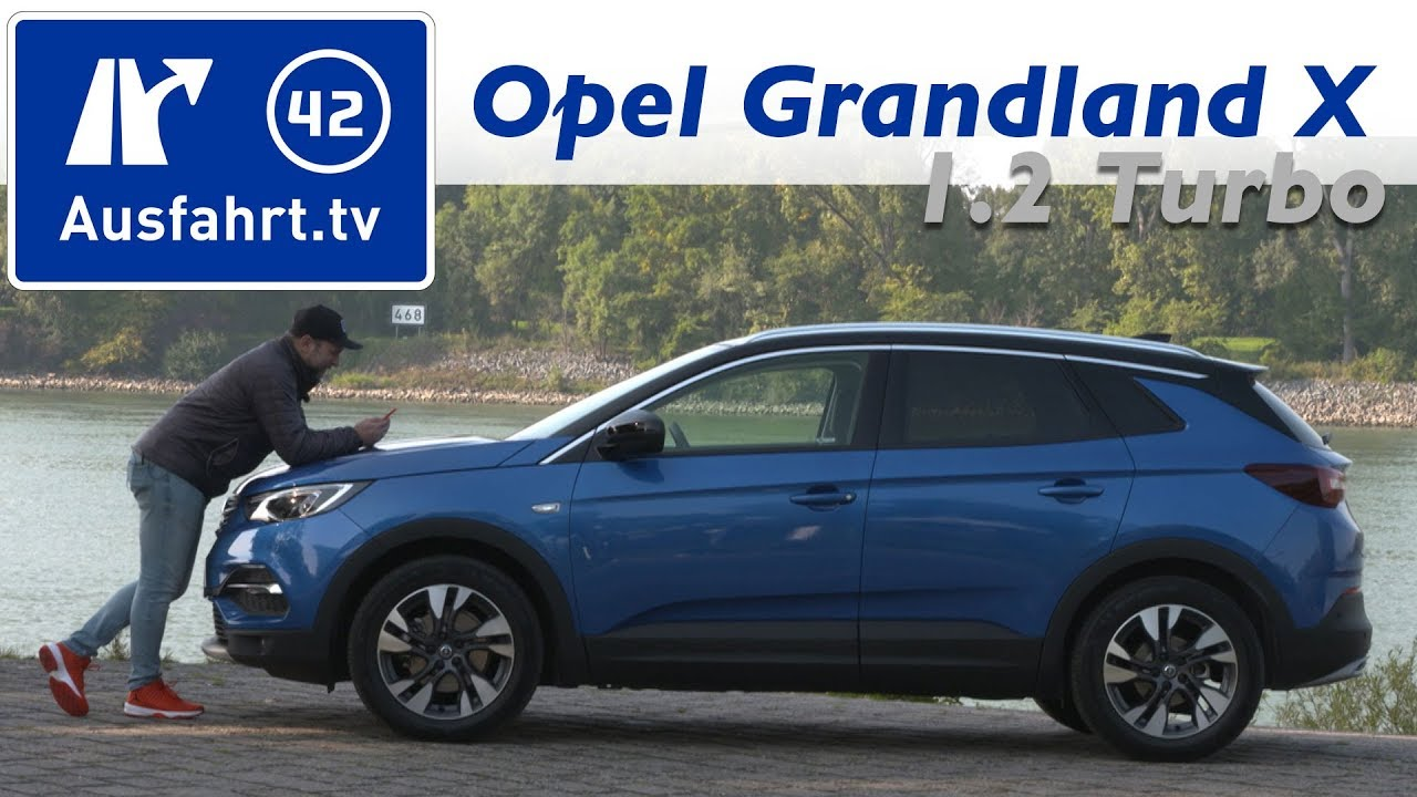 2017 opel grandland x 1 2 turbo mt6 kaufberatung test. Black Bedroom Furniture Sets. Home Design Ideas