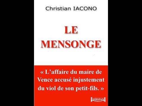 INTERVIEW CHRISTIAN IACONO : ancien de maire de VENCE et radiologue...