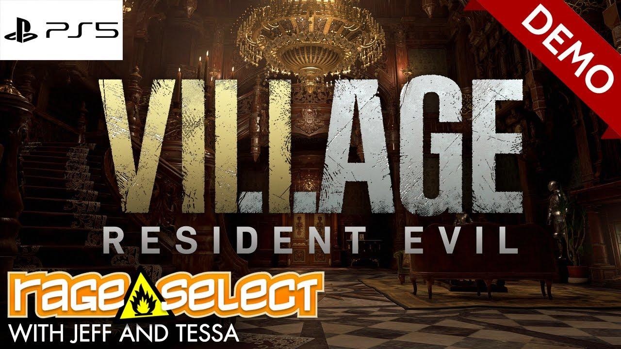 Resident Evil Village: Castle Demo (The Dojo) Let's Play (The Dojo) Let's Play