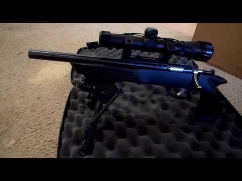 Keystone Arms Chipmunk Hunter Pistol