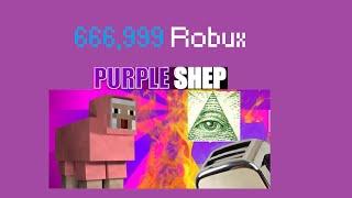 Roblox - How I Got 666,999 Robux Legit