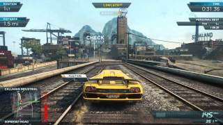 NFS Most Wanted 2012: All Heroes DLC Pack Cars with Full Pro Mods vs. Most Wanted BMW M3 GTR