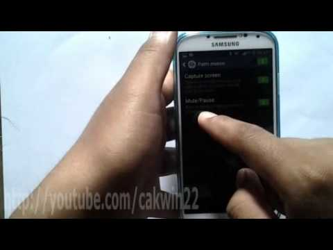 How to take a screenshot on android galaxy s4