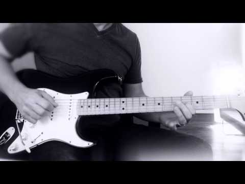 """Deep Purple - """"Never Before"""" Solo Cover"""