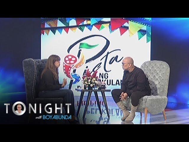 "TWBA: Liza on ""Pista Ng Pelikulang Pilipino"""