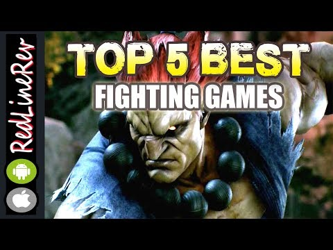 TOP 5 BEST FIGHTING GAMES (For Android & IOS)