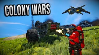 Space Engineers - Colony Wars Trailer