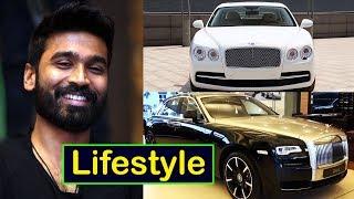 Dhanush Lifestyle | Net Worth | Salary | Wife | Cars | Family | Career | Hobbies | Biography 2017
