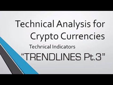 TRENDLINES - Part 3 : Crypto Technical Analysis