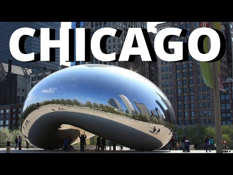 City Break to Chicago USA 2018 Best Vacation Tour Holiday Guide Video