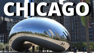 Chicago City Video 2019 USA Vacation Travel Tour Guide