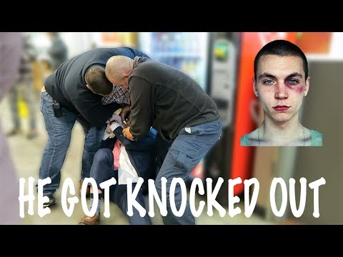 Thumbnail: HUGE FIGHT IN MCDONALDS !!!