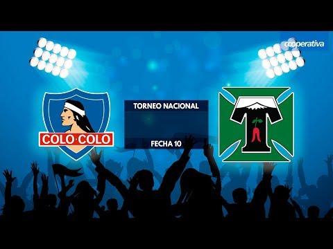 Colo Colo versus Deportes Temuco